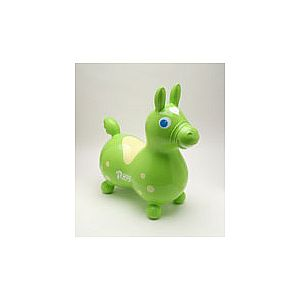 Gymnic Rody Horse Lime Green