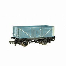 Blue Open Wagon HO-Scale