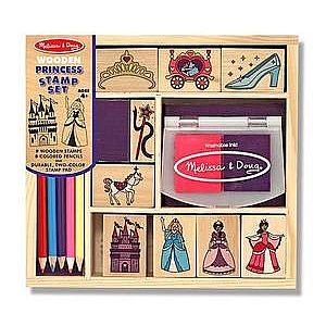Princess Stamp Set