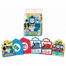 "Thomas ""Fun Shapes"" Birthday Surprise Card Game"