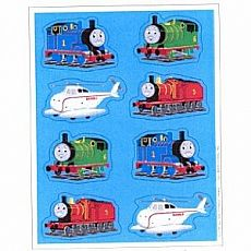 Thomas Puff Vinyl Stickers