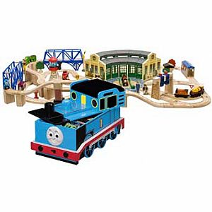 Tidmouth Sheds Deluxe Set - Totally Thomas Inc.