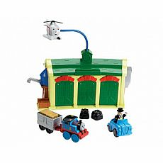 Discover Juction Tidmouth Sheds