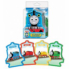 "Thomas ""Fun Shapes"" All Aboard Card Game"