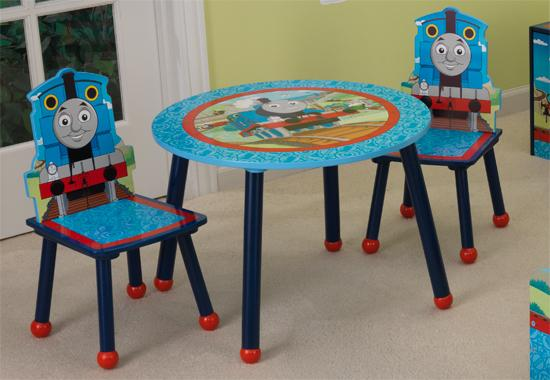 Thomas Friends Table Chair Set