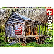 Made in the USA 1000-pc Jigsaw Puzzle