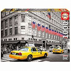 Fifth Ave, New York 1000-pc Jigsaw Puzzle