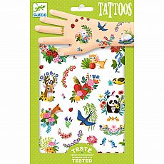 Tattoos Happy Spring