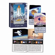 Battle Cards Card Game & Book - Spacecraft