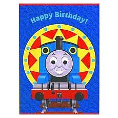 Thomas Frontview Happy Birthday! Card