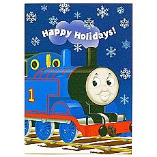 Thomas Happy Holidays! Card