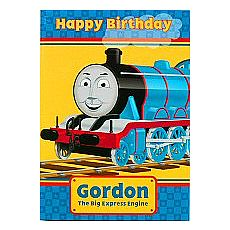 Gordon Happy Birthday Card
