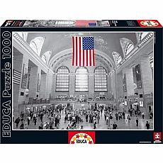 Grand Central Station 1000-pc Jigsaw Puzzle