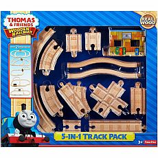 5-in-1 Track Layout Pack