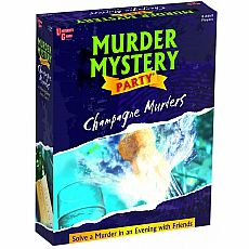 Murder Mystery Party - The Champagne Murders