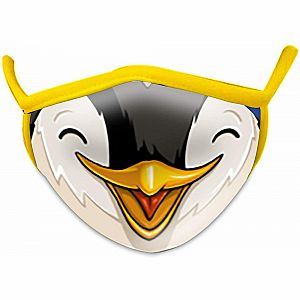 Wild Smiles Face Mask - Child - Penguin