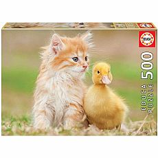 Adorable Friends 500-pc Jigsaw Puzzle