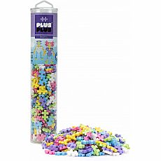 Plus-Plus Tube - Pastel Mix 240-pc