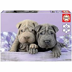 Too Early to Get Up 100-pc Jigsaw Puzzle