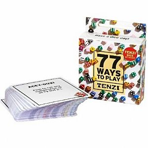 77 Ways to Play Tenzi!