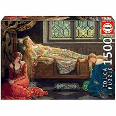 The Sleeping Beauty 1000-pc Jigsaw Puzzle