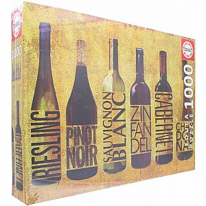 All Wined Up 1000-pc Jigsaw Puzzle
