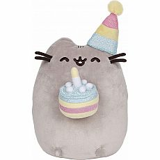 Birthday Cake Pusheen, 9.5 In
