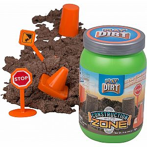 Play Dirt Construction Zone