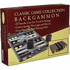 Backgammon Attache 11