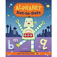 Alphabet Dot-to-Dots
