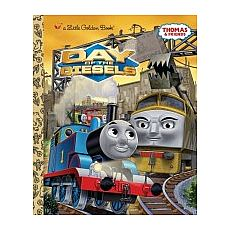 Day of the Diesels, Little Golden Book