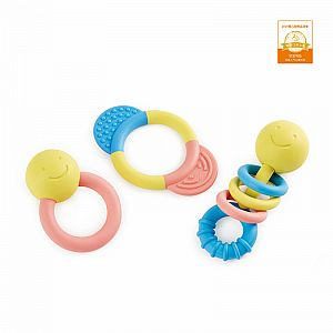 Rattle & Teether Collection
