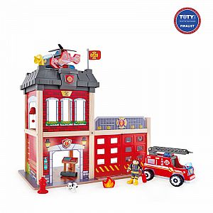 City Fire Station
