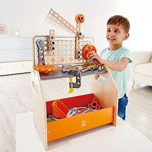 Junior Inventor Discovery Scientific Workbench