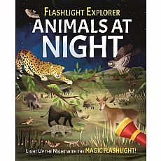 Flashlight Explorers: Animals at Night