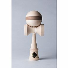 Homegrown Maple Kendama - Walnut Stripe