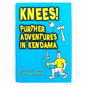 Book: KNEES! - Further Adventures in Kendama