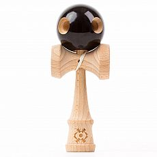 Tribute 5 Hole Kendama - Black