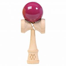 Tribute Super Sticky Paint Kendama - Merlot