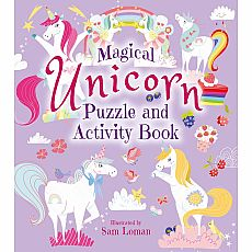 Magical Unicorn Puzzle and Activity Book