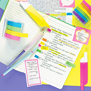 Do-Overs Erasable Highlighters