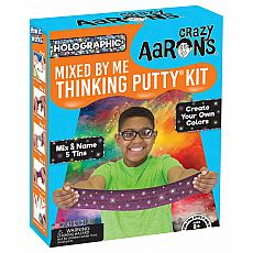 Thinking Putty Holographic Mixed by Me Kit