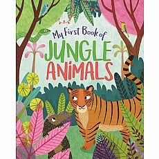 My First Book of Jungle Animals