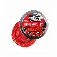 "Radical Red 2"" Thinking Putty"