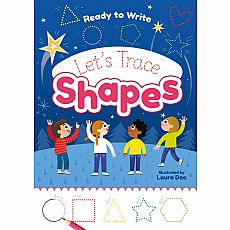 Ready to Write: Let's Trace Shapes