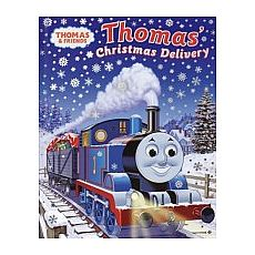 Thomas' Christmas Delivery, Hardcover Book