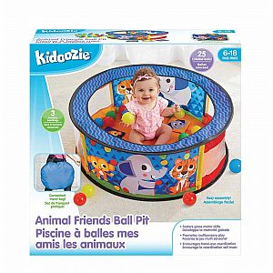 Animal Friends Ball Pit