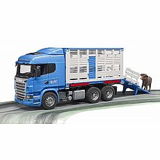 SCANIA Cattle Transport Truck R-Series w/one cattle