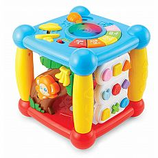 Light'N Sounds Activity Cube