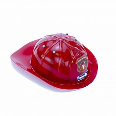 Red Fire Helmet